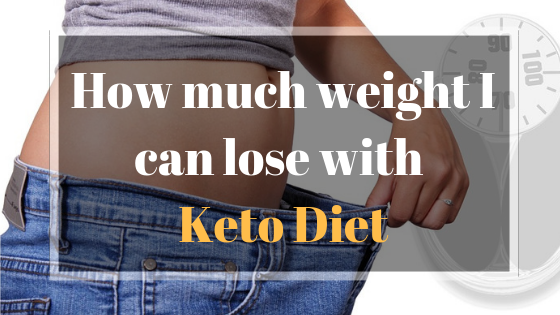 How fast can you lose weight with Keto